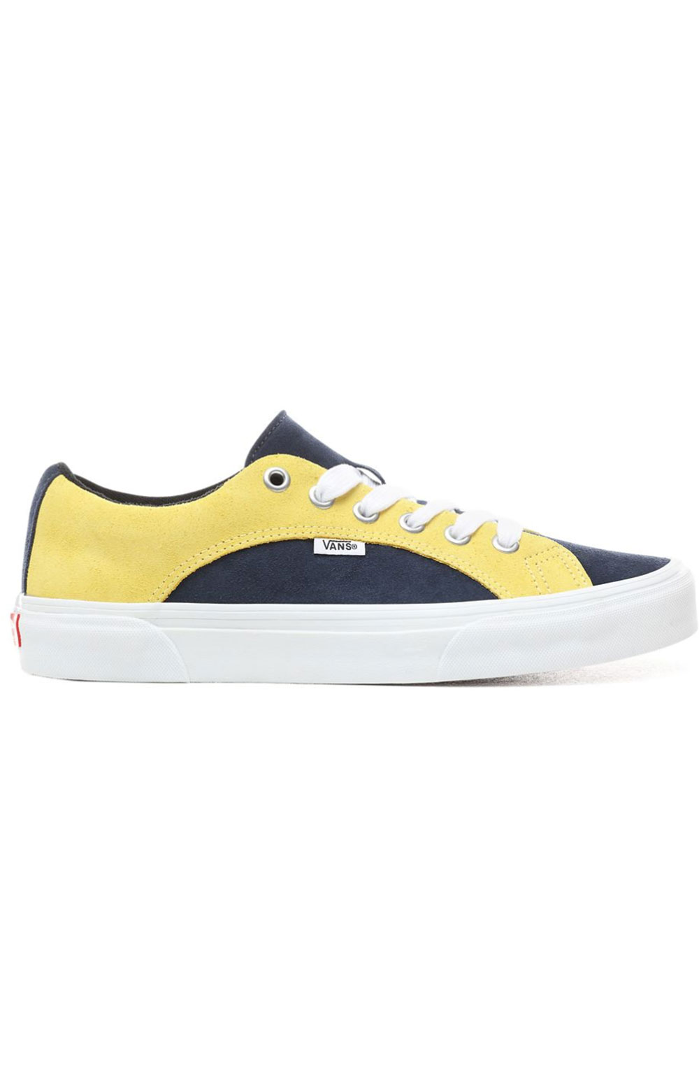 (8FIVQ8) Retro Skate Lampin Shoe - Dress Blue Yellow