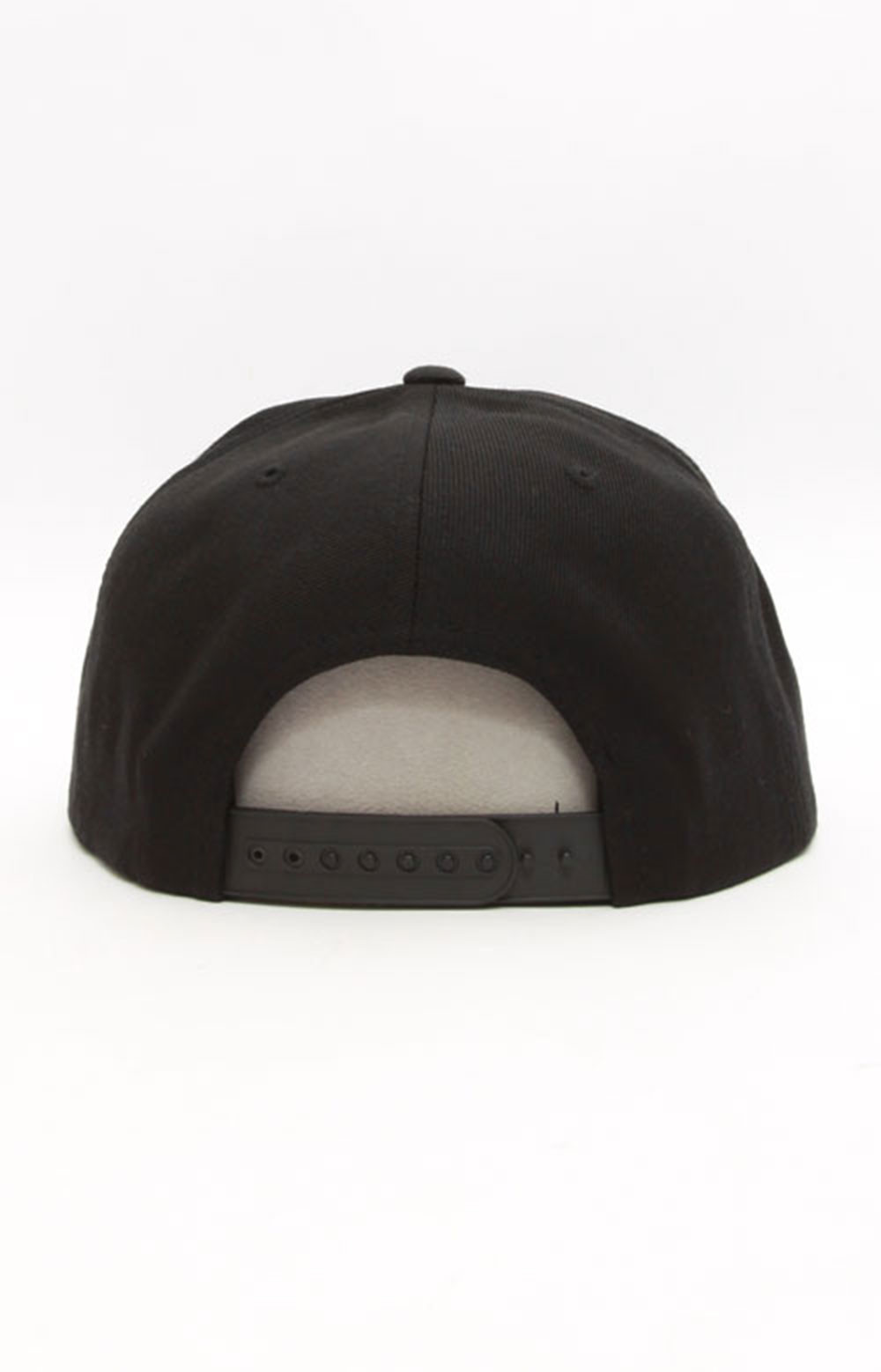 Oath III Snap-Back Hat - Black 2