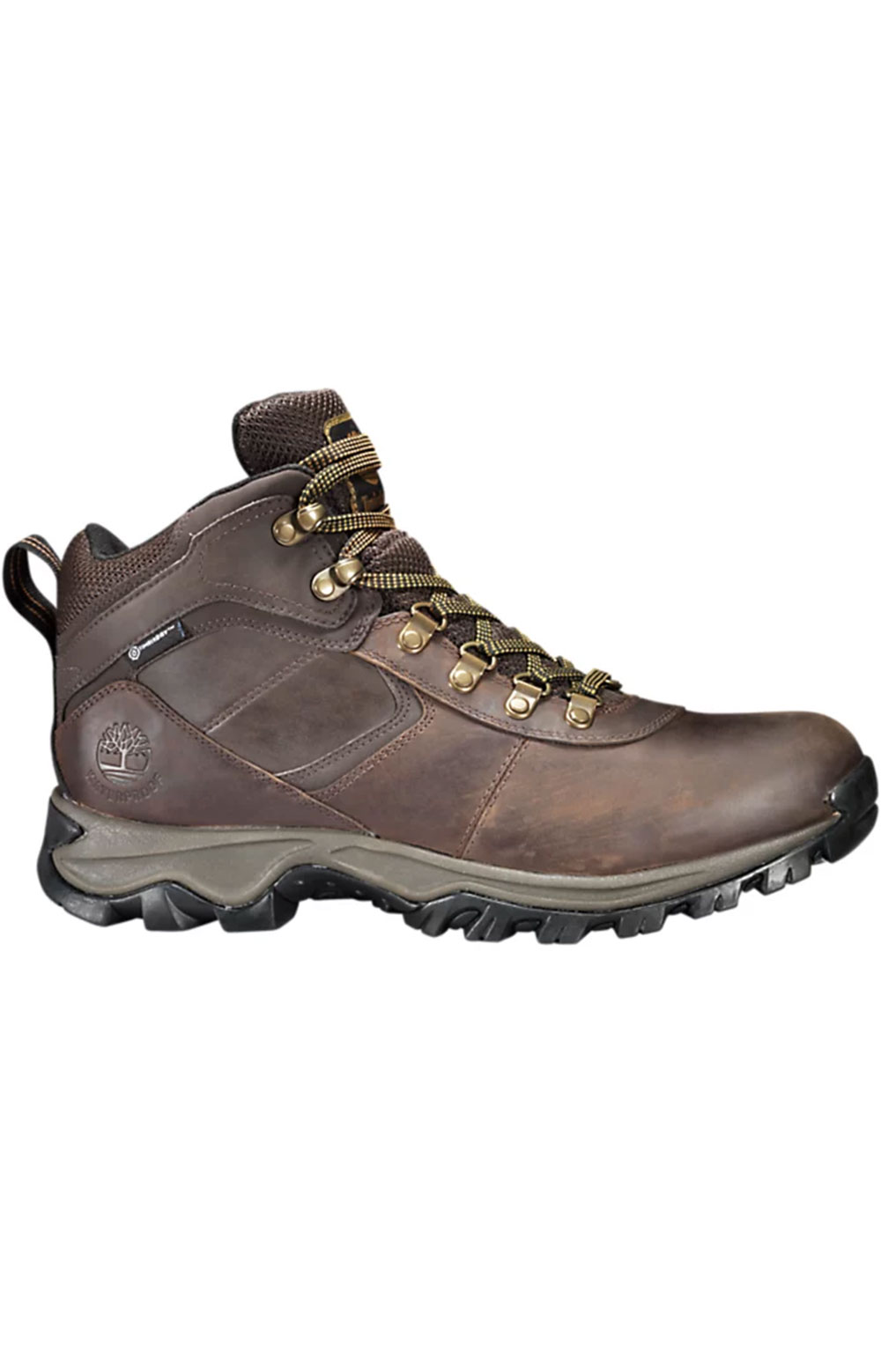 (TB02730R242) Mt. Maddsen Mid Waterproof Hiking Boots - Dark Brown