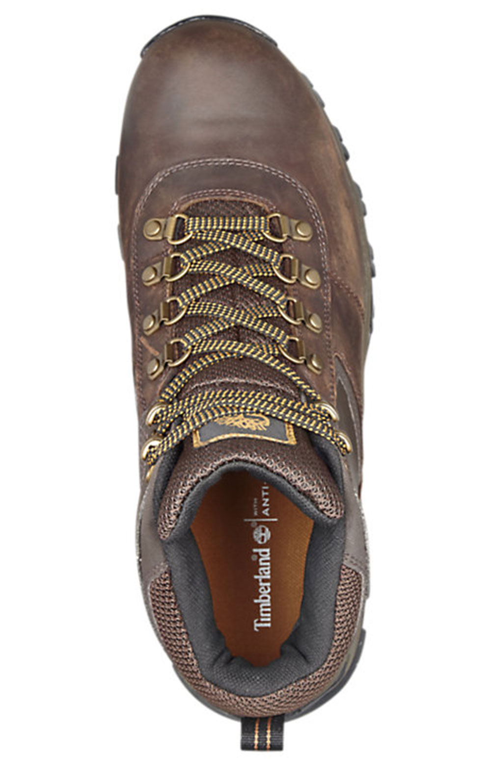(TB02730R242) Mt. Maddsen Mid Waterproof Hiking Boots - Dark Brown  4