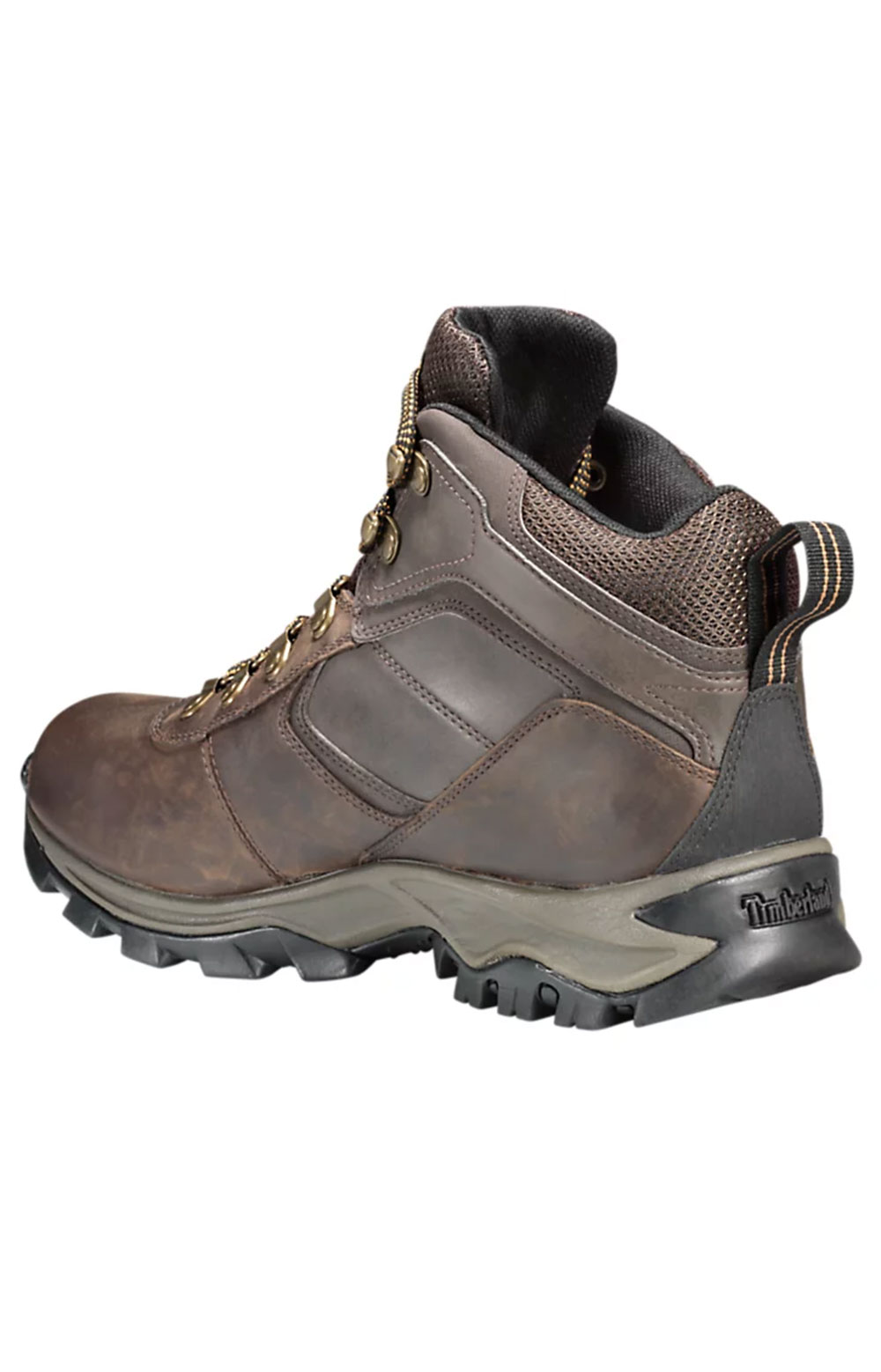 (TB02730R242) Mt. Maddsen Mid Waterproof Hiking Boots - Dark Brown  3