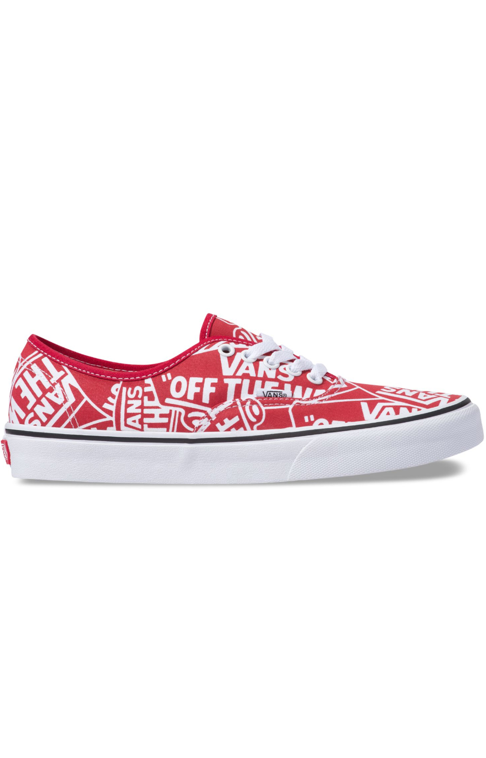 (8EMUKL) OTW Repeat Authentic Shoe - Red/True White
