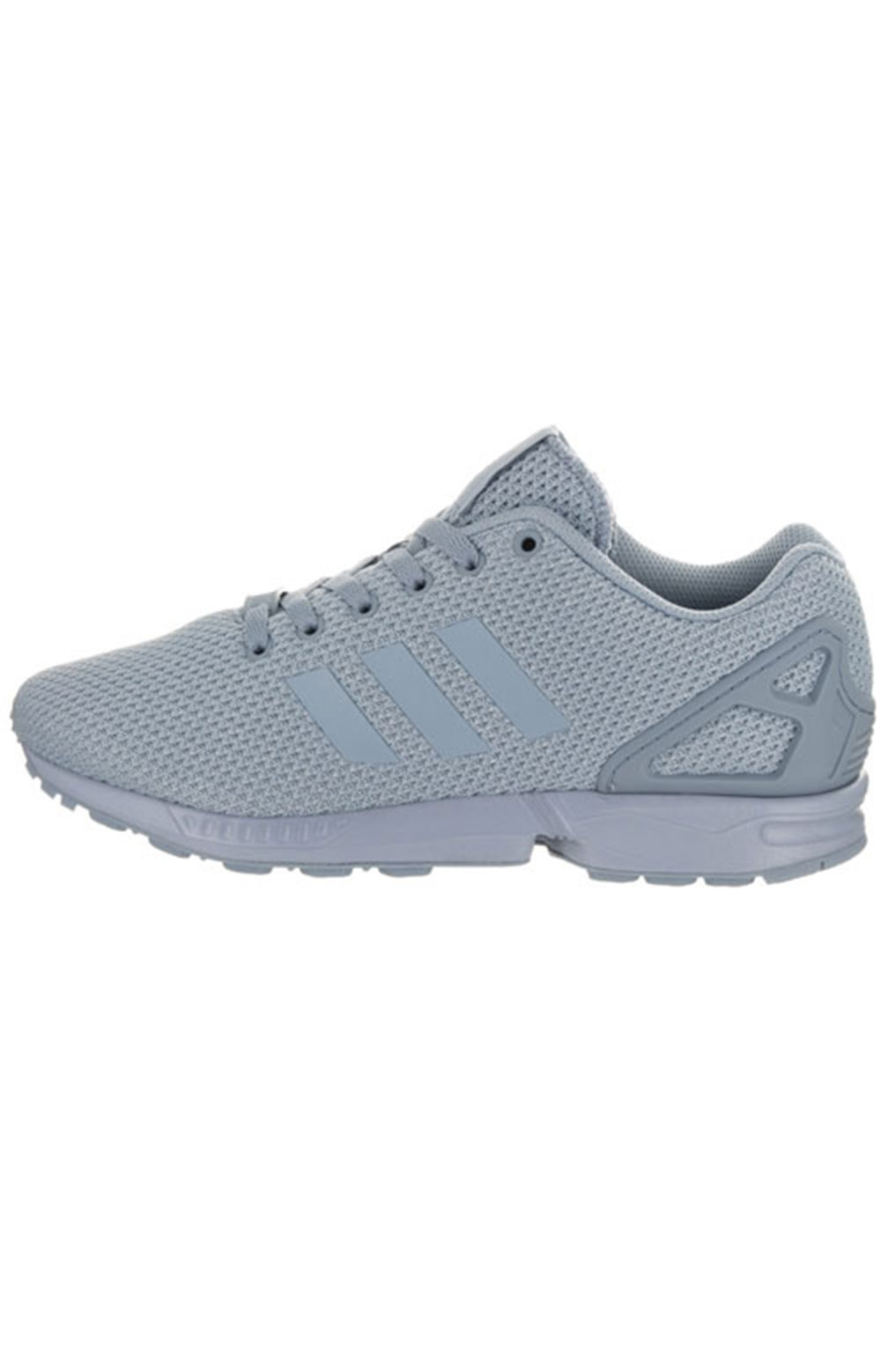 (BB2160) ZX Flux Shoe - Tactile Blue 3