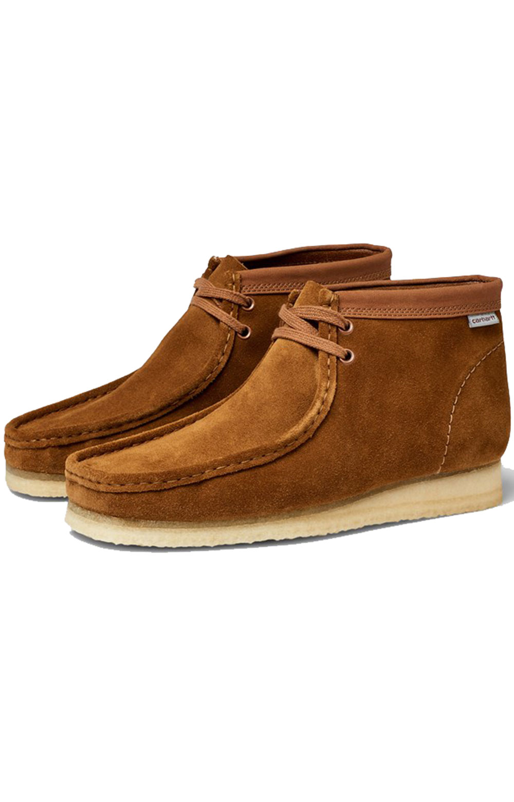 (26146193) Wallabee Boot - Brown 4