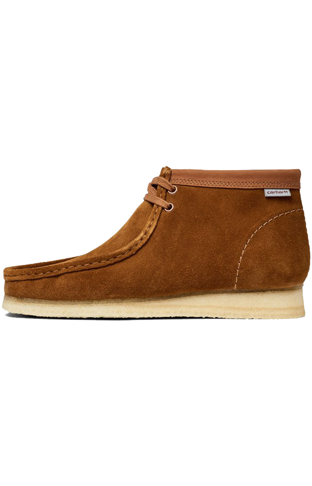 (26146193) Wallabee Boot - Brown 5