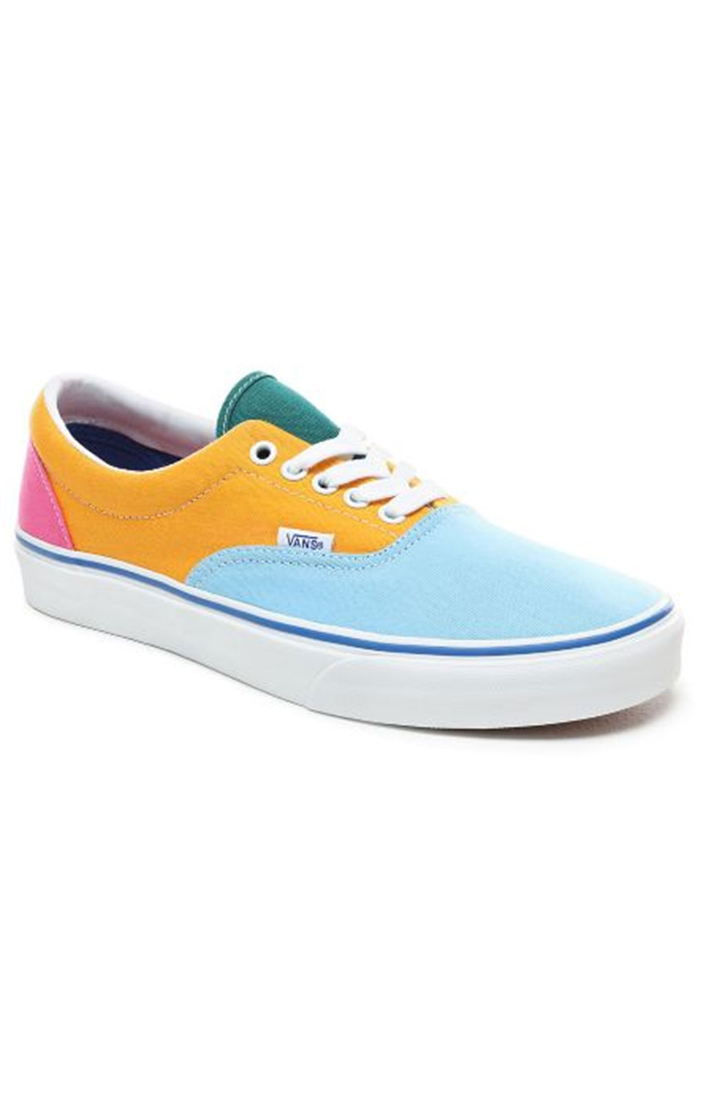 (8FRVOP) Canvas Era Shoe - Multi/Bright 4