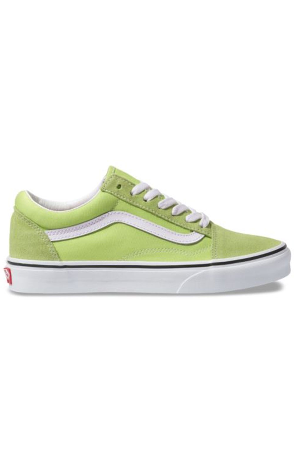 (BV5V9K) Old Skool Shoe - Sharp Green