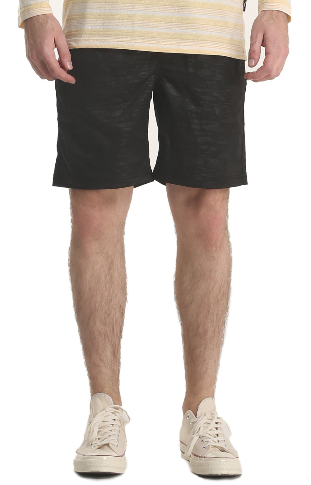 Ean Shorts - Black  2