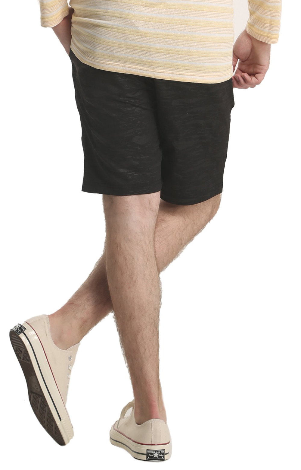 Ean Shorts - Black  4