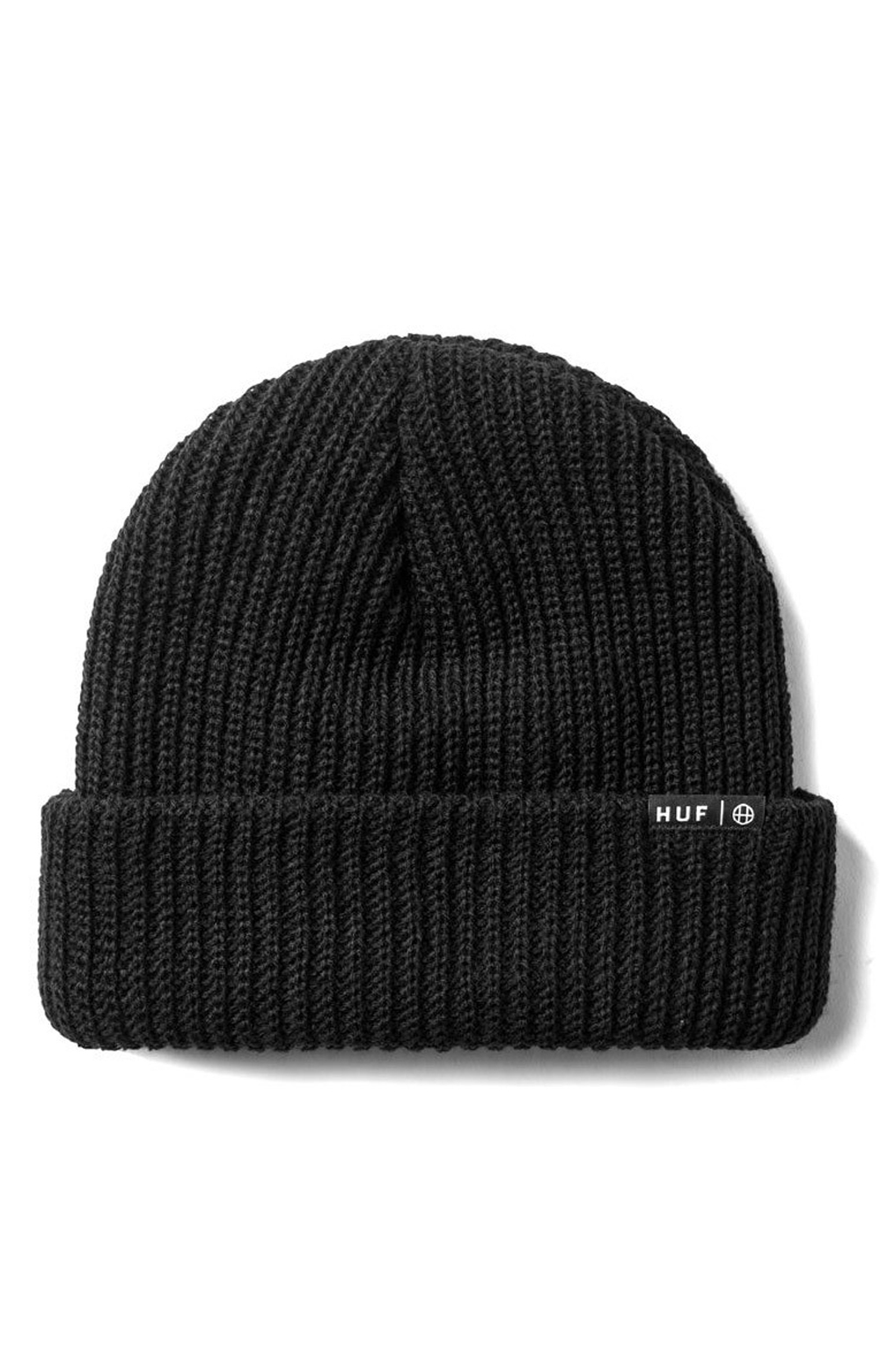 Essentials Usual Beanie - Black