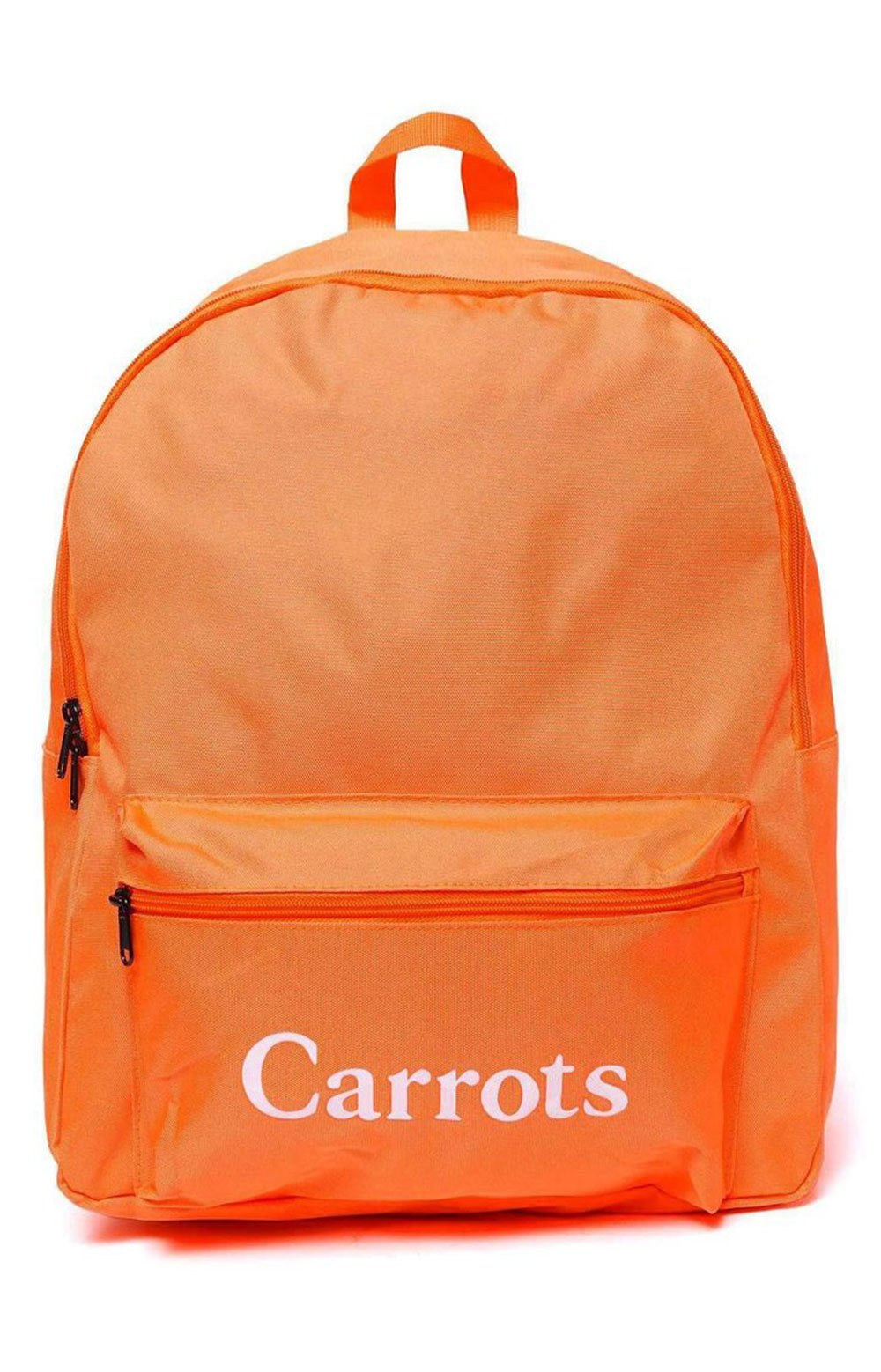 Wordmark Backpack - Orange
