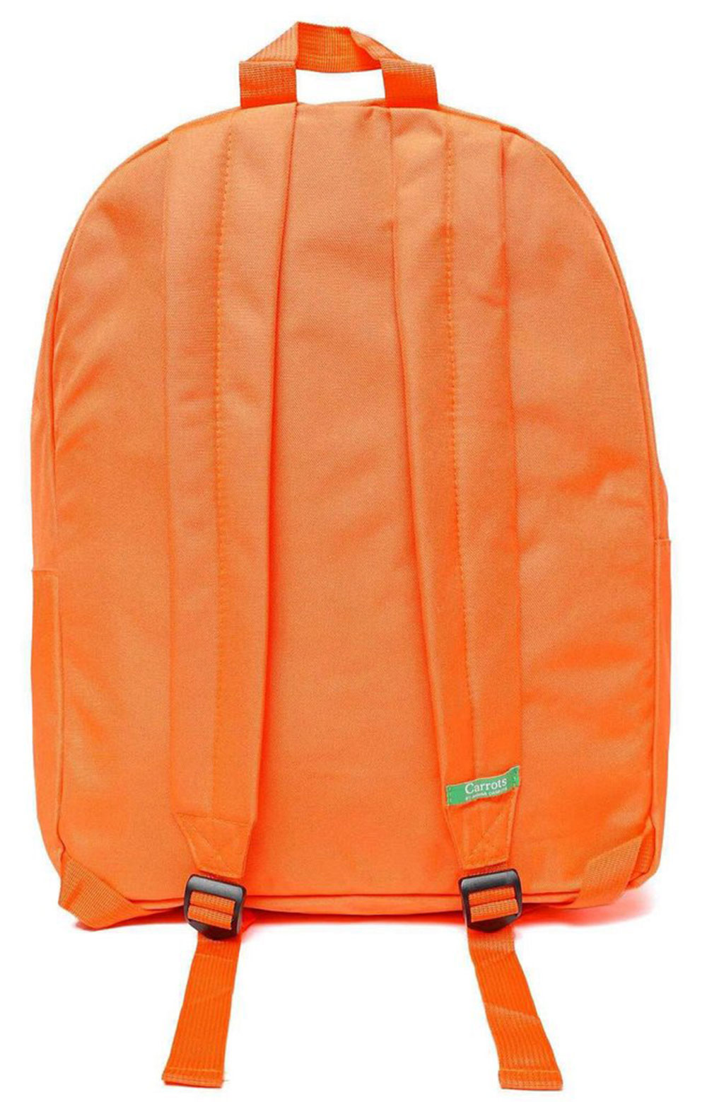 Wordmark Backpack - Orange  2