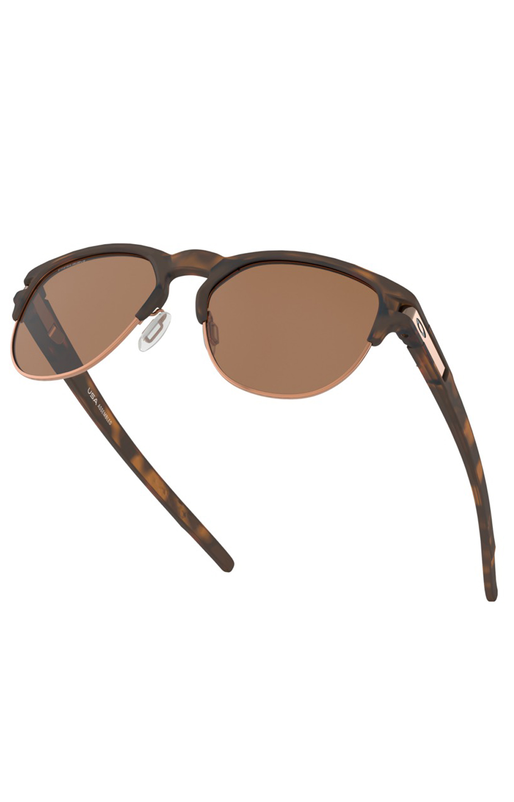 09140ba0f8e ... Thumbnail 1 Thumbnail 1 · Latch Key L Sunglasses - Matte Brown Tortoise Prizm  Tungsten