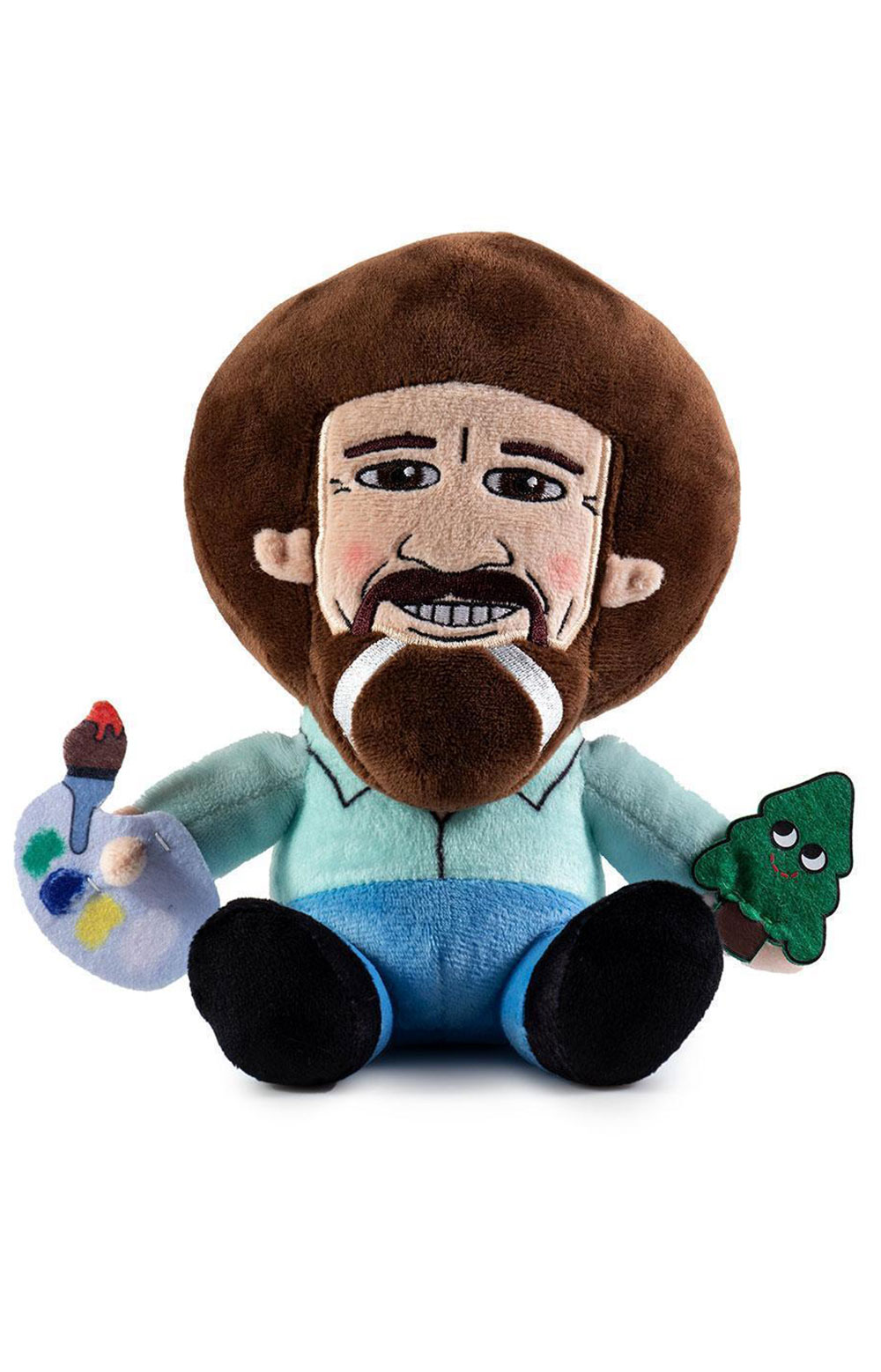 Bob Ross Phunny Plush Toy