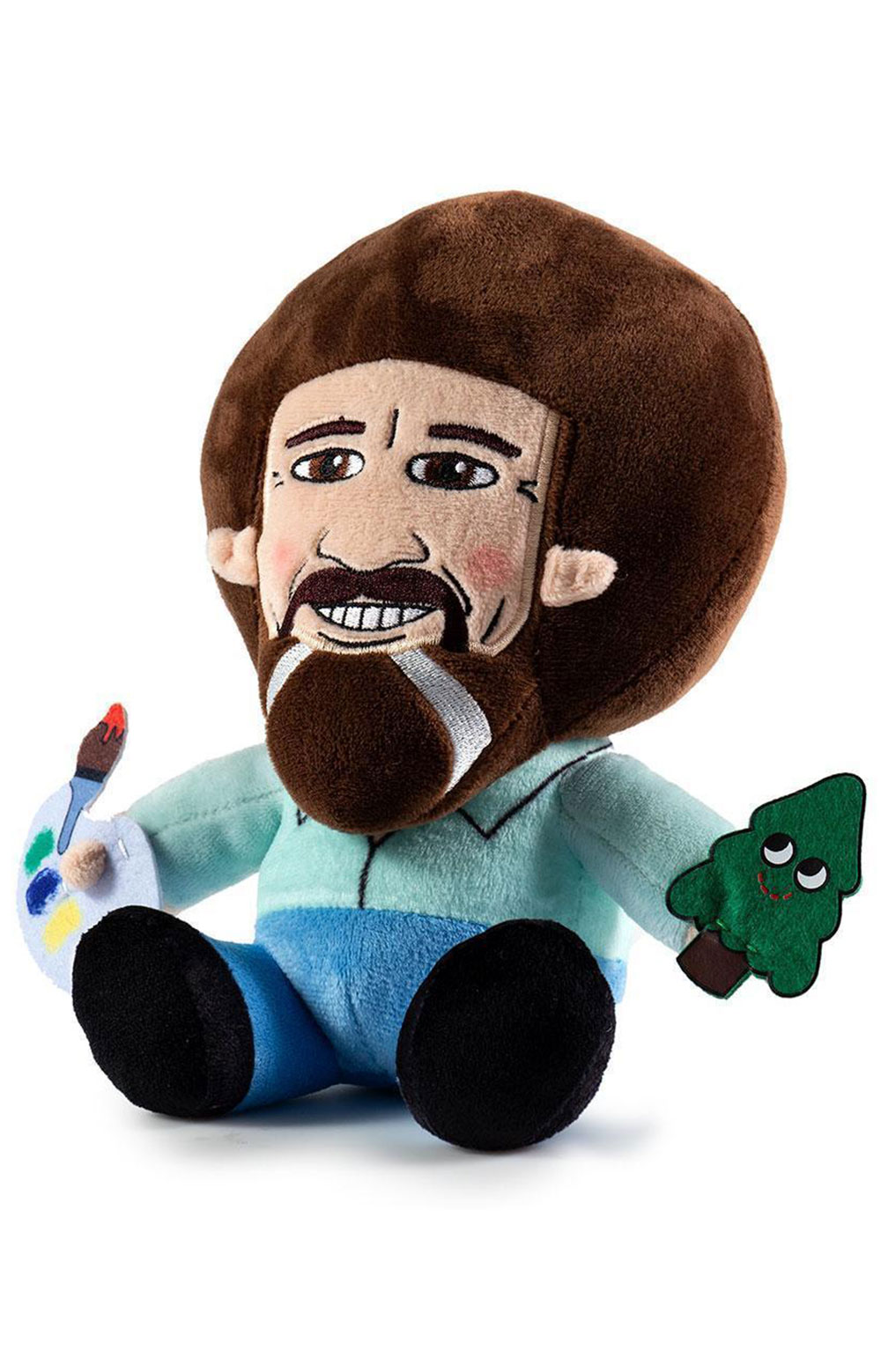 Bob Ross Phunny Plush Toy  2