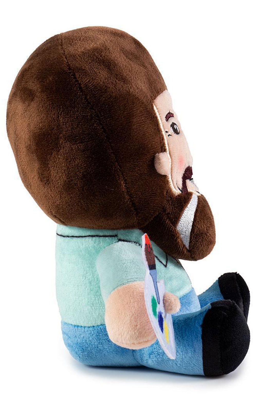 Bob Ross Phunny Plush Toy  3