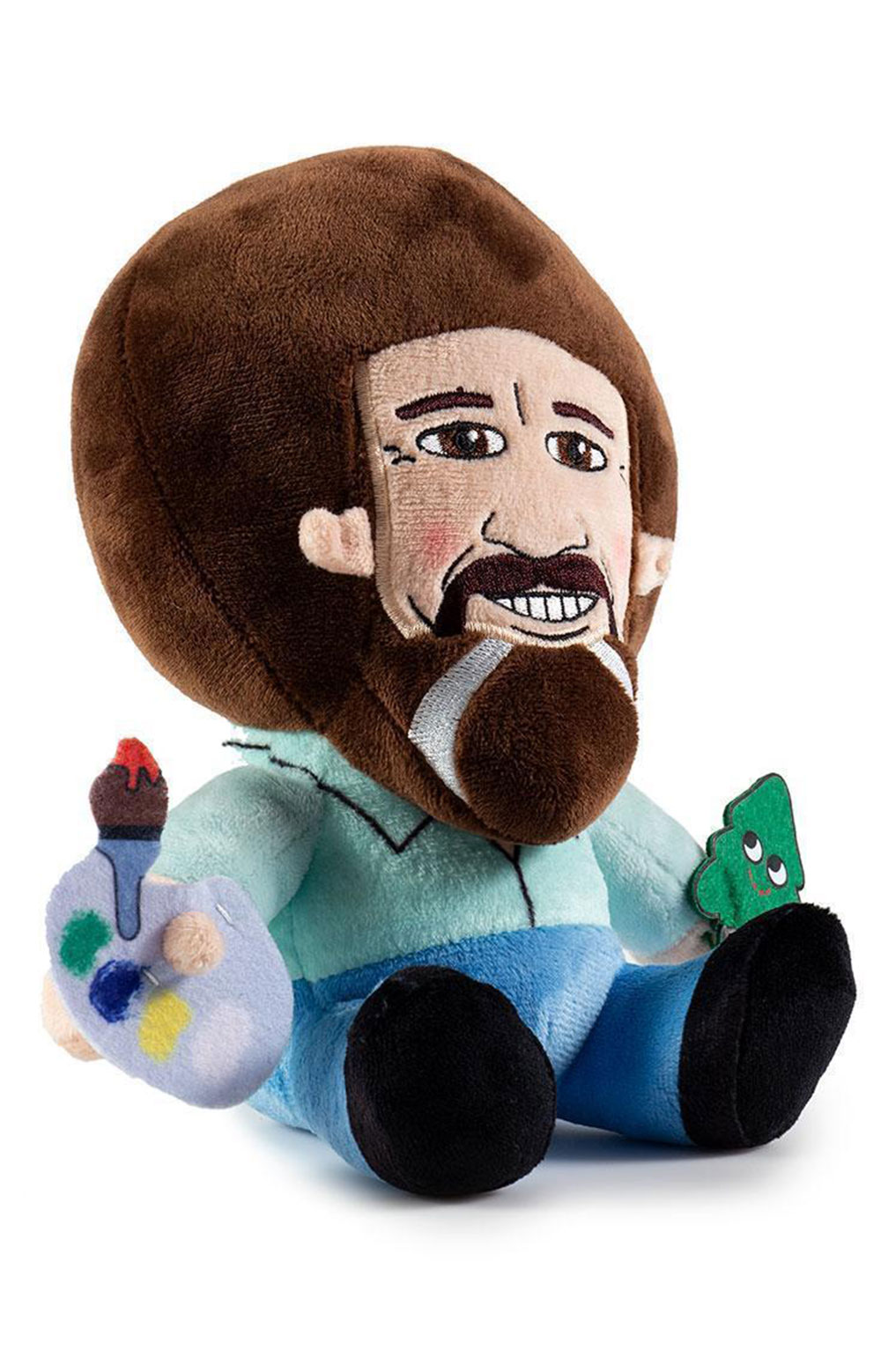 Bob Ross Phunny Plush Toy  5