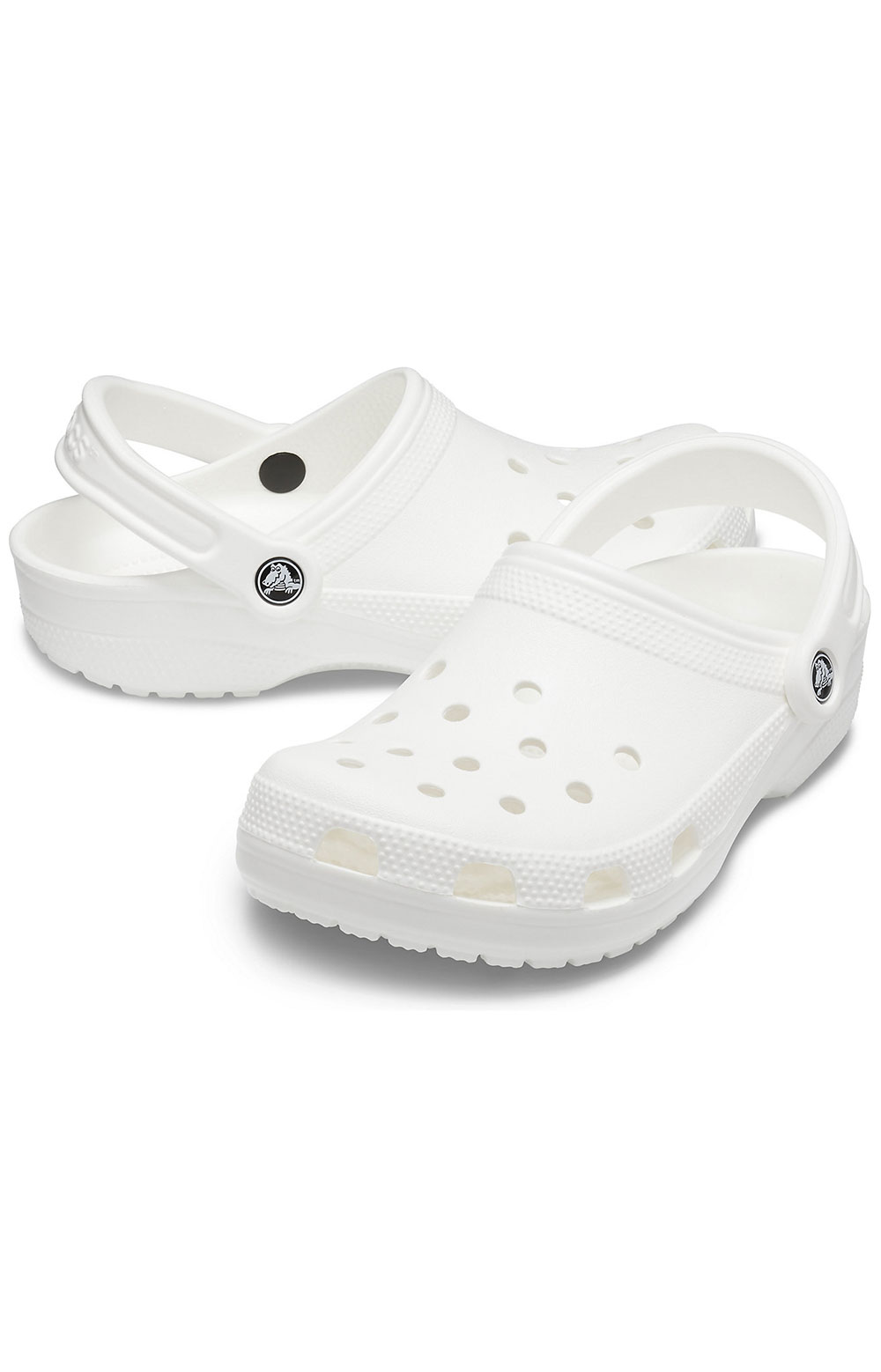 Classic Clogs - White 2