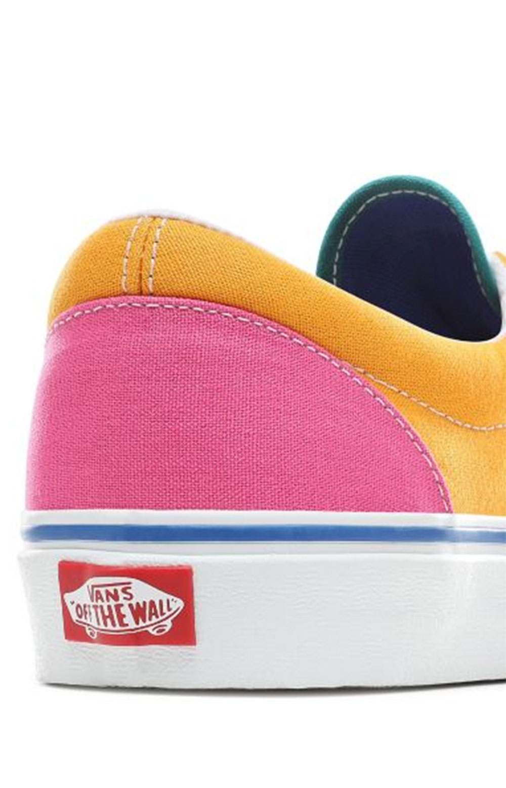 (8FRVOP) Canvas Era Shoe - Multi/Bright 6