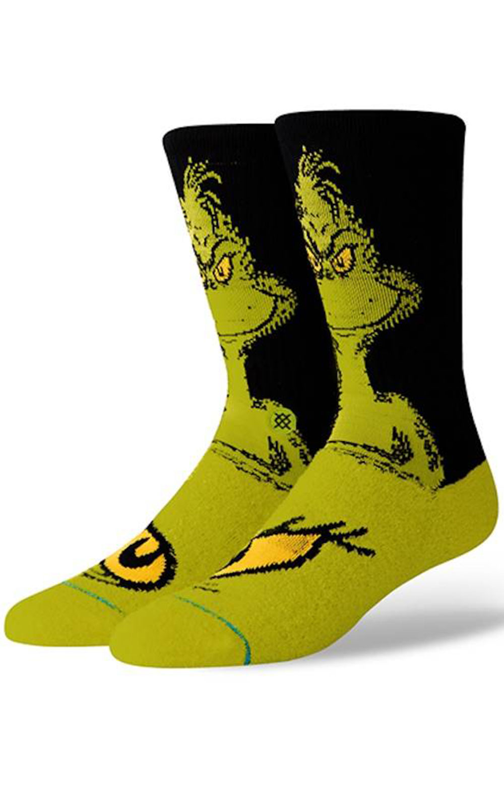 The Grinch Socks