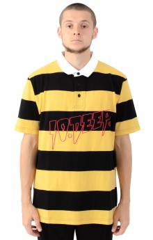 20 Metre S/S Rugby Shirt - Yellow