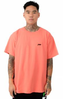 400 Degrees T-Shirt - Neon Coral