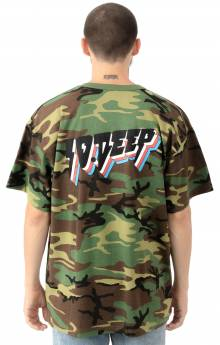 All The Lights T-Shirt - Woodland Camo