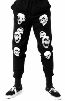 10 Deep, Biohazard Sweatpant - Black