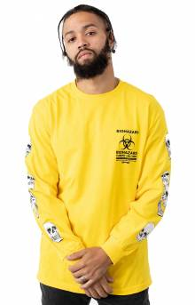 Biohzard L/S Shirt - Yellow