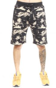 Black Sands Sweatshorts - Black