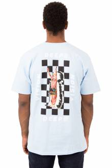 Chief Rocker T-Shirt - Light Blue