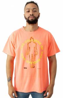 Children T-Shirt - Neon Coral