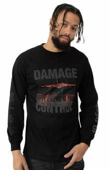Damage Control L/S Shirt - Black