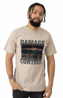 Damage Control T-Shirt - Tan
