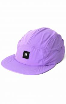 Deep Tech Navigator Cap - Purple