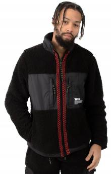 Disconnected Sherpa Fleece Jacket