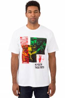Disorderly Conduct T-Shirt - White