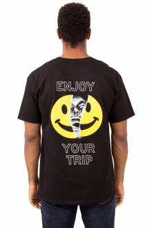 Enjoy Your Trip T-Shirt - Black