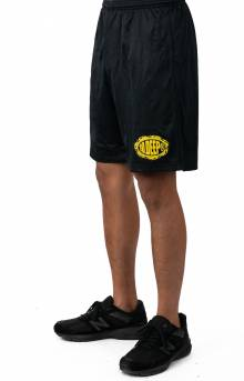 Flat Earth Shorts - Black