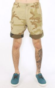 Ground Troops Shorts - Desert Forest