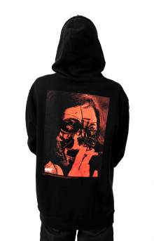 Heartless Pullover Hoodie - Black