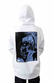 Heartless Pullover Hoodie - White
