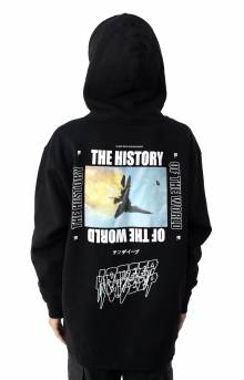 History Of The World Pullover Hoodie - Black