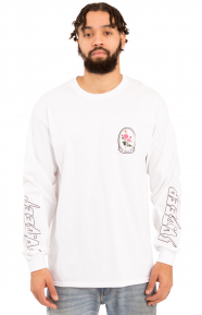 In Loving Memory L/S Shirt - White