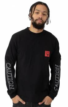 In Spite Of It All L/S Shirt - Black