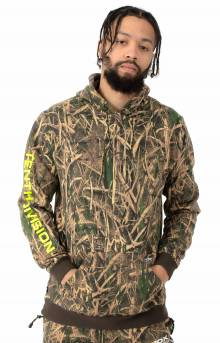 In Spite Of It All Pullover Hoodie - Reed Camo