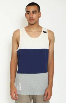 International Tank Top - Blue