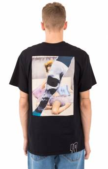 Love And Death T-Shirt - Black