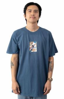 Love And Death T-Shirt - Blue