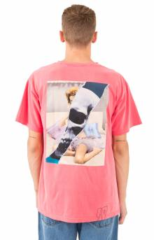 Love And Death T-Shirt - Salmon